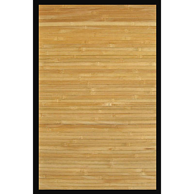 Anji Mountain Bamboo Rug, Co Contemporary 7 x 10 Natural Area Rugs