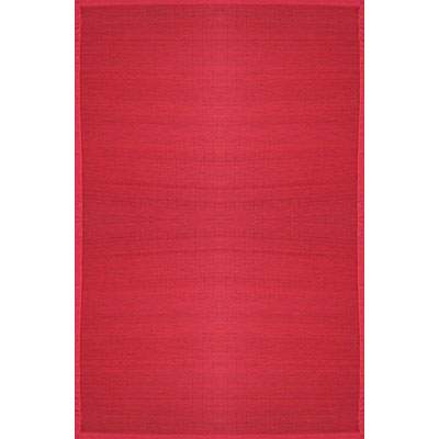 Anji Mountain Bamboo Rug, Co Villager Bamboo Rug 5 x 8 Crimson Area Rugs