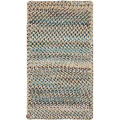 Capel Rugs Grand-Le-Fleur 5 x 8 Deep Waters Area Rugs