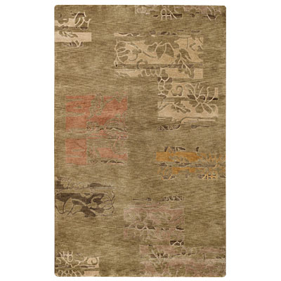 Capel Rugs Artscapes 8 x 11 Willow Green1619 225b Area Rugs