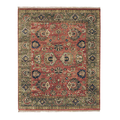 Capel Rugs Babylon - Meshed 9 x 12 Rustique Area Rugs