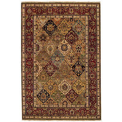 Capel Rugs Heirlooms - Bakhtiar 8 x 10 Muilti Area Rugs