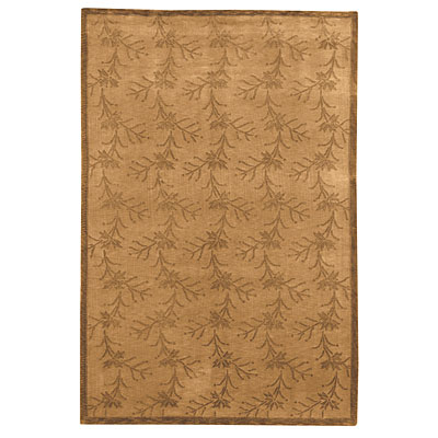 Capel Rugs Nepal Passage 6x9 Henna Area Rugs