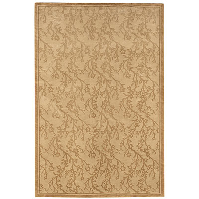 Capel Rugs Nepal Passage 9x12 Curry Area Rugs