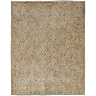 Capel Rugs Nepal Passage II 10 x 14 Sage Area Rugs
