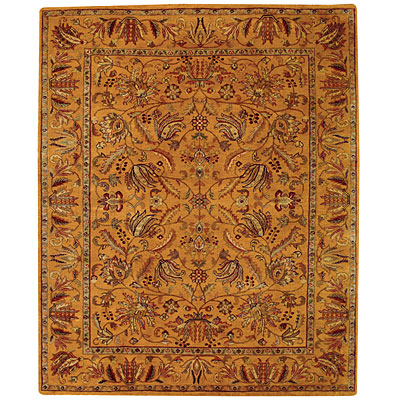 Capel Rugs Panama Orchids 9x11 Honey Area Rugs