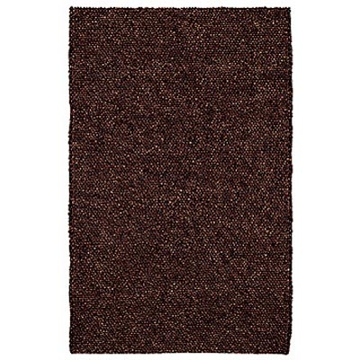 Capel Rugs Pebbles 5x8 Chocolate Area Rugs