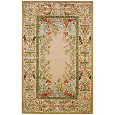 Capel Rugs Antoinette 10 x 14 Champagne Area Rugs