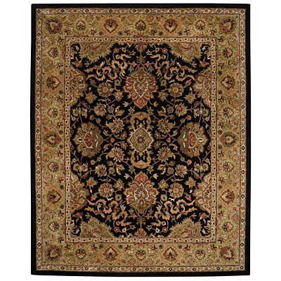 Capel Rugs Kaimuri-Mahal 10 x 14 Black Area Rugs