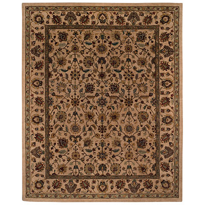 Capel Rugs Kaimuri-Royal Garden 10 x 14 IvoryPastels Area Rugs
