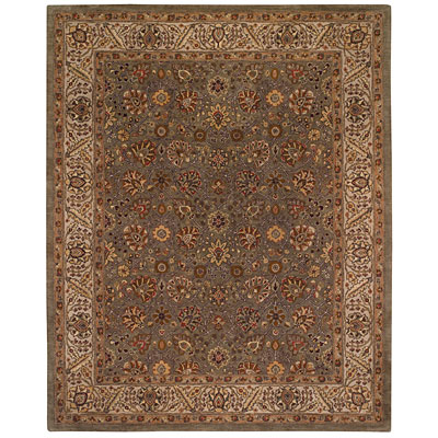 Capel Rugs Kaimuri-Sultan Lace 10 x 14 Pewter Area Rugs