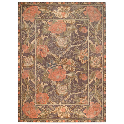 Capel Rugs Marthas Vineyard Pastels 9x14 Dusk Area Rugs