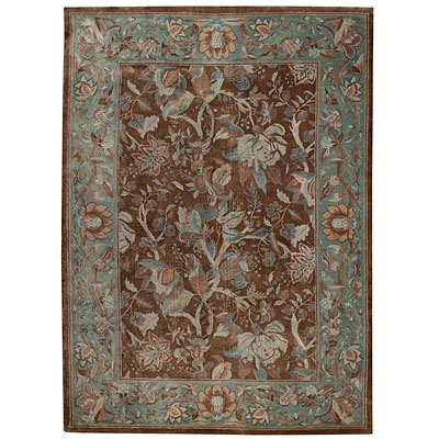 Capel Rugs Marthas Vineyard Pastels 9x14 Mocha Area Rugs