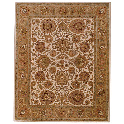 Capel Rugs Mumtaz - Agra 10x14 Cream Blush Area Rugs