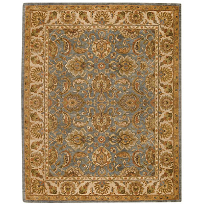 Capel Rugs Mumtaz - Mahal 10X14 SlateCream Area Rugs