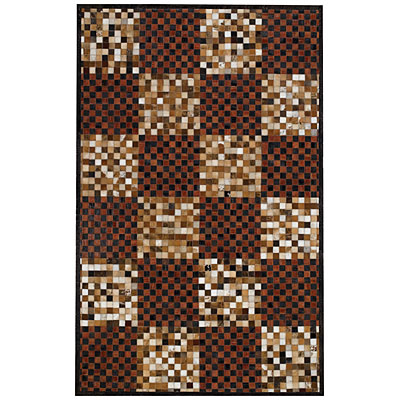 Capel Rugs Chapparral - Ostrich 8 x 10 Sienna Area Rugs