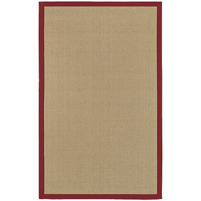 Chandra Bay 8 x 10 red Area Rugs