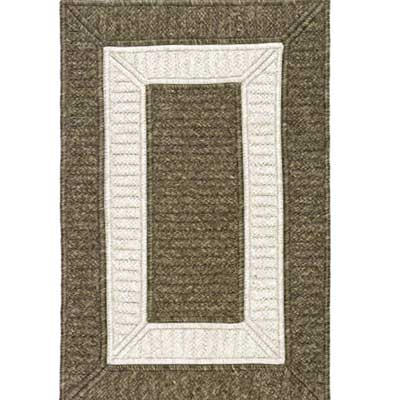 Colonial Mills, Inc. Cornucopia 12 x 15 Border In Border Area Rugs
