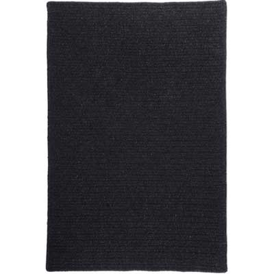 Colonial Mills, Inc. Courtyard 2 x 10 Iron Area Rugs