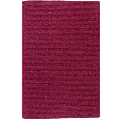 Colonial Mills, Inc. Courtyard 8 x 11 Sangria Area Rugs