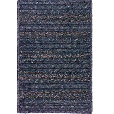 Colonial Mills, Inc. Elegance 2 x 6 Lapis Blue Area Rugs