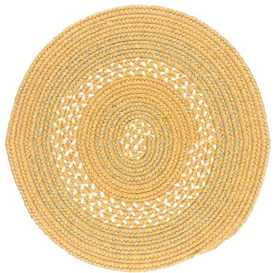 Colonial Mills, Inc. Georgetown 4 X 4 Round Bronze Area Rugs