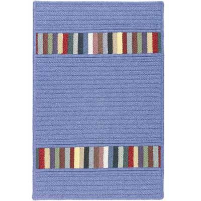 Colonial Mills, Inc. Reflections 12 x 15 Mid Stripe Area Rugs