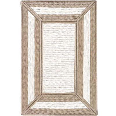 Colonial Mills, Inc. Simply Home Rectangle 6 x 9 Frame It Area Rugs