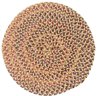 Colonial Mills, Inc. Twilight 4 X 4 Round Evergold Area Rugs