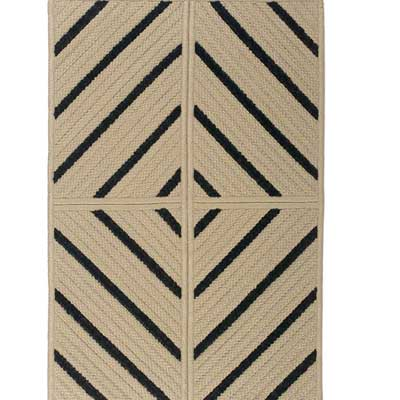 Colonial Mills, Inc. Ventura 12 x 15 Diamond Stripe Area Rugs