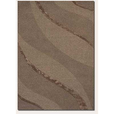 Couristan Anthians 8 x 10 Taupe Area Rugs