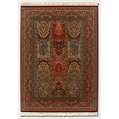 Couristan Gem 10 x 14 Antique Nain Old World Coloration Area Rugs