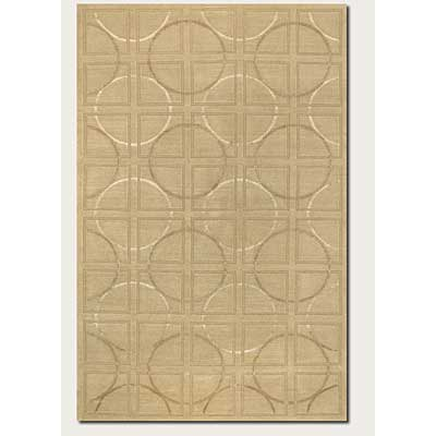 Couristan Impressions 10 x 14 Telescope Beige Ivory Area Rugs