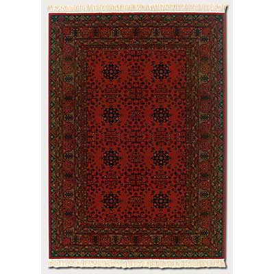 Couristan Kashimar 10 x 14 Afghan Nomad Red Area Rugs