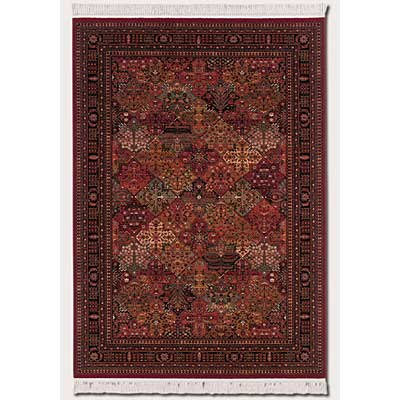 Couristan Kashimar 10 x 14 Imperial Baktiari Antique Red Area Rugs