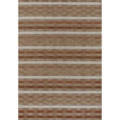 Couristan Mystique 5 x 8 Quadra Brown Multi Area Rugs