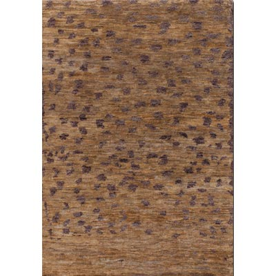 Couristan Organique 6 x 9 Rock Falls Russet Black Area Rugs