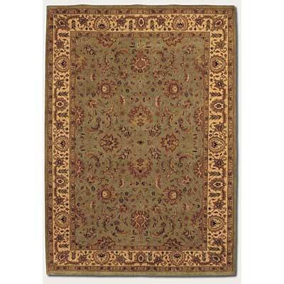 Couristan Orissa 10 x 13 Antique Ispaghan Sage Camel Area Rugs