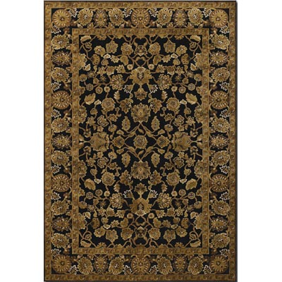 Couristan Pave 5 x 8 Eiffel Garden Antique Brass Onyx Area Rugs