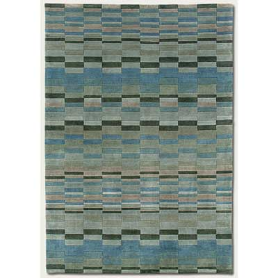 Couristan Pokhara 10 x 13 Reflections Princess Blue Area Rugs