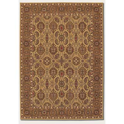 Couristan Royal Kashimar 10 x 14 All Over Vase Hazelnut Area Rugs