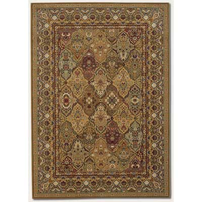 Couristan Royal Kashimar 10 x 14 Persian Panel Hazelnut Area Rugs