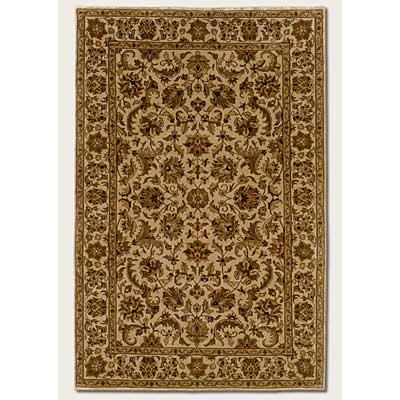 Couristan Shiraz 10 x 13 Shah Abbas Deep Ivory Area Rugs