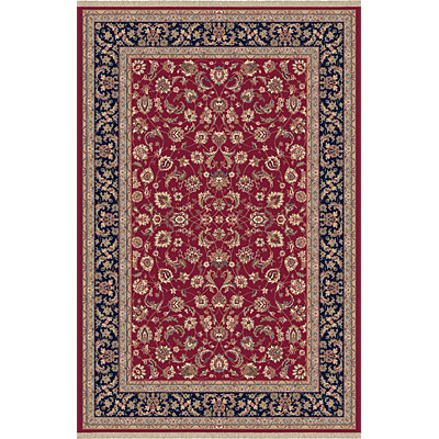 Dynamic Rugs Brilliant 10 x 13 Red Area Rugs