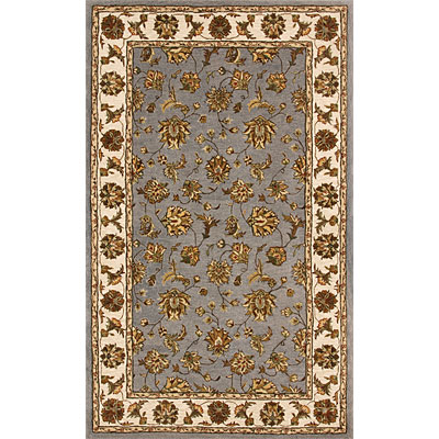 Dynamic Rugs Jewel 10 x 14 Blue Beige Area Rugs