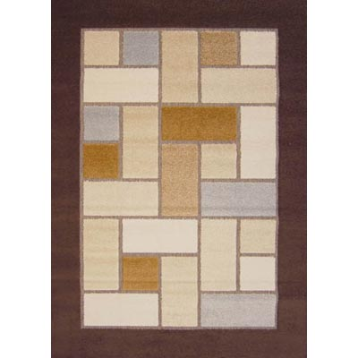Home Dynamix Modern Weave 5 x 8 Brown 5302 Area Rugs