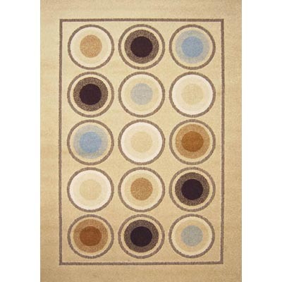 Home Dynamix Modern Weave 5 x 8 Taupe 5303 Area Rugs