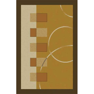 Home Dynamix Modern Weave 5 x 8 Gold 5336 Area Rugs