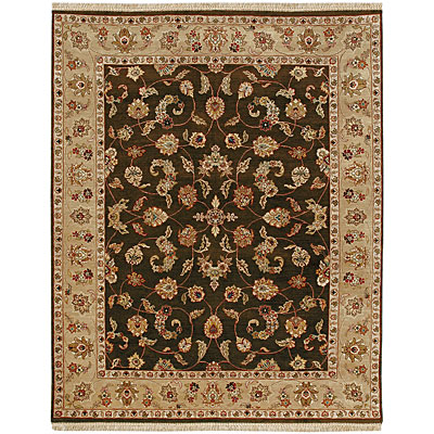 Jaipur Rugs Inc. Atlantis 8 x 10 Bhoomi Cocoa Brown/Sand Area Rugs