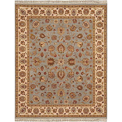 Jaipur Rugs Inc. Atlantis 8 x 10 Brahma Ice Blue Dark Ivory Area Rugs